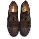 Gino Romano Brogue Shoes for Men - Full Grain Smooth Calf + Suede Leather and 100% Genuine imported Argentinian Leather Sole