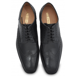 Men Leather Shoes - Full Grain Premium Upper, Argentinian Leather Sole